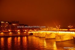 By the lovely river Seine, Paris, France (6)
