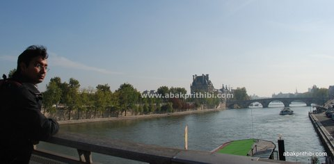 By the lovely river Seine, Paris, France (8)