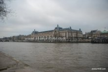 By the lovely river Seine, Paris, France (9)