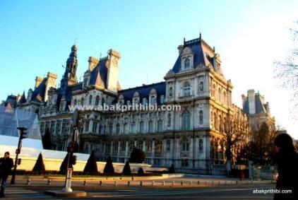 l'Hôtel-de-Ville, Paris, France (2)