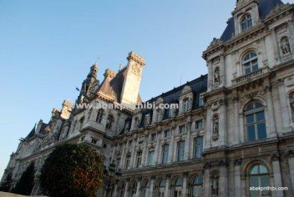l'Hôtel-de-Ville, Paris, France (4)