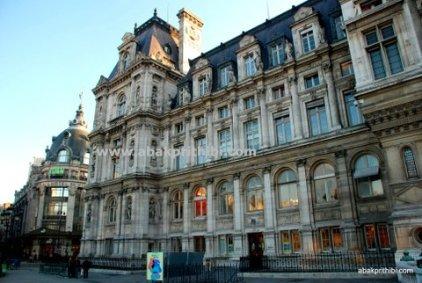 l'Hôtel-de-Ville, Paris, France (8)