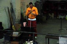 Glasswork Technique of Murano, Italy (7)