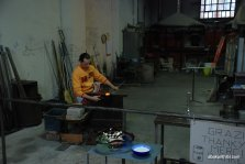 Glasswork Technique of Murano, Italy (9)