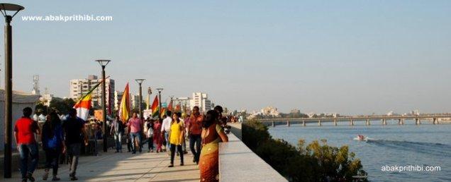 Sabarmati Riverfront, Ahmedabad, India (4)