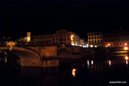 The Arno River, Florence, Italy (2)