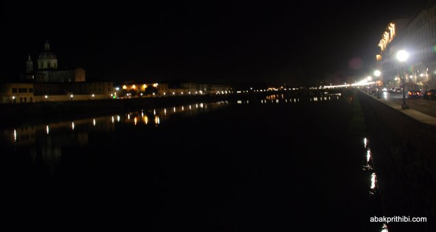 The Arno River, Florence, Italy (3)