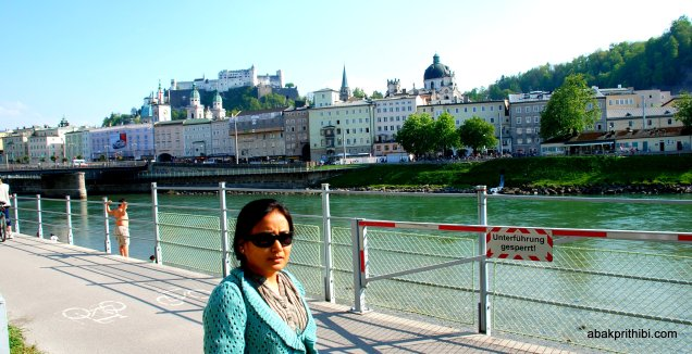 The Salzach River, Salzburg, Austria (3)
