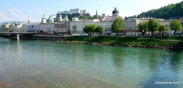 The Salzach River, Salzburg, Austria (4)