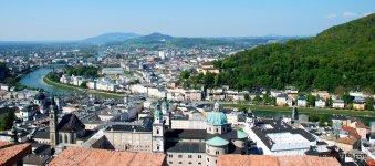 The Salzach, Salzburg, Austria (1)