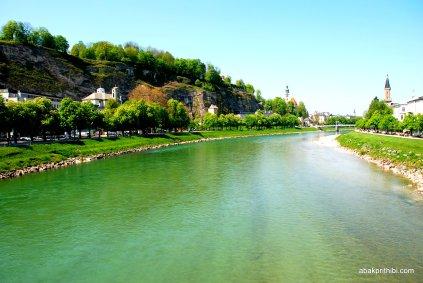 The Salzach, Salzburg, Austria (3)