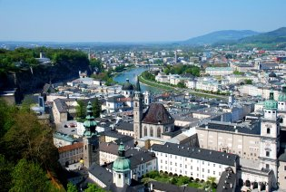 The Salzach, Salzburg, Austria (6)