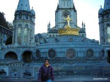 Notre Dame du Rosaire de Lourdes, Lourdes, France (1)