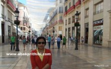 Calle Marqués de Larios, Malaga, spain (1)