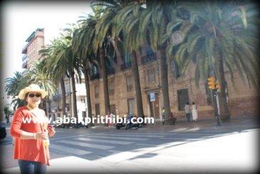 Calle Marqués de Larios, Malaga, spain (2)