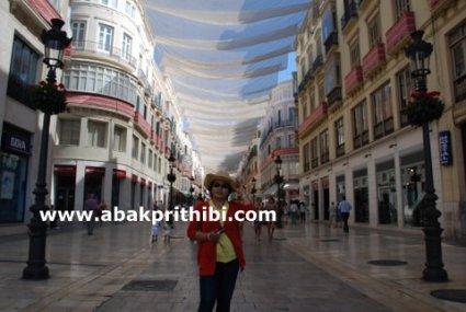 Calle Marqués de Larios, Malaga, spain (3)