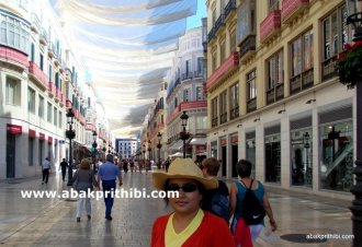 Calle Marqués de Larios, Malaga, spain (8)