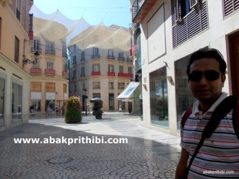 Calle Marqués de Larios, Malaga, spain (11)