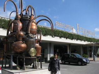 French Perfumeries in Grasse, France (1)
