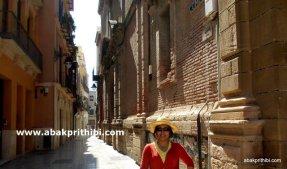 Historic center of Malaga city, Spain (2)