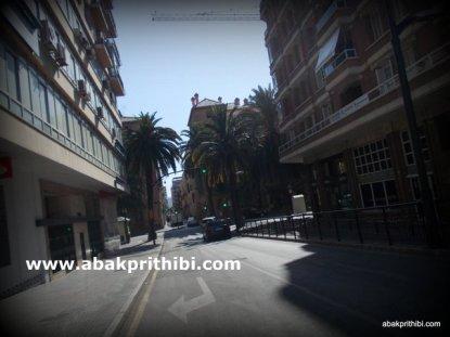 Historic center of Malaga city, Spain (5)