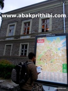 Map Reading in European Cities (13)
