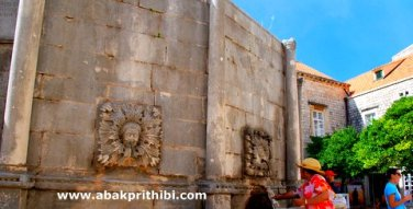 Onofrio's Fountain, Dubrovnik, Croatia (2)
