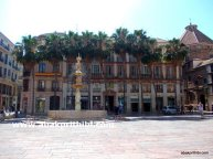 Plaza de la Constitución, Malaga, Spain (2)
