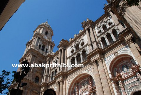 The Cathedral of Málaga, Andalusia, Spain (13)