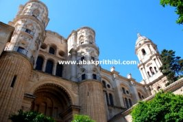 The Cathedral of Málaga, Andalusia, Spain (7)