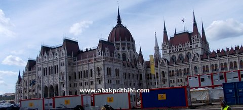 The Hungarian Parliament Building, Budapest (1)