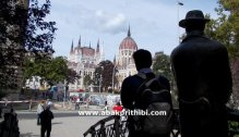 The Hungarian Parliament Building, Budapest (11)