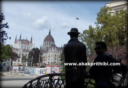 The Hungarian Parliament Building, Budapest (12)