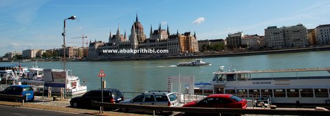 The Hungarian Parliament Building, Budapest (2)