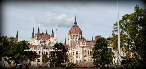 The Hungarian Parliament Building, Budapest (5)