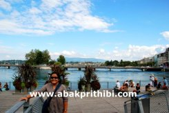 The Rhône River , From Geneva (1)