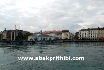 The Rhône River , From Geneva (2)