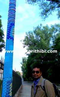 Yarn bombing or graffiti knitting (5)
