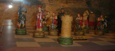 Chess in European City (1)