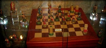 Chess in European City (4)