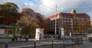 Linnéplatsen, Gothenburg, Sweden