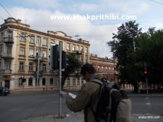 Map Reading in European Cities (4)