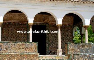 Moorish Tiles pattern of Spain (10)