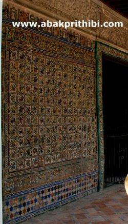 Moorish Tiles pattern of Spain (11)