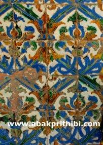 Moorish Tiles pattern of Spain (12)