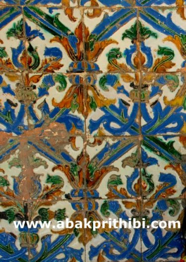 Moorish Tiles pattern of Spain (12)