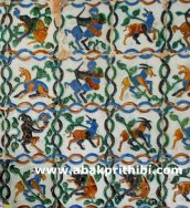 Moorish Tiles pattern of Spain (13)