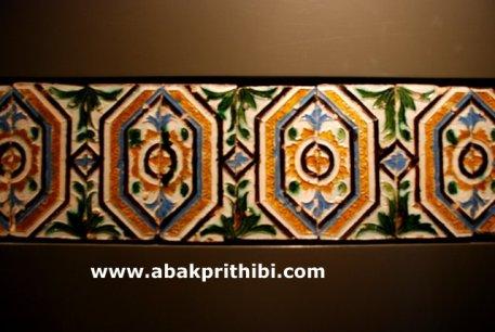 Moorish Tiles pattern of Spain (16)