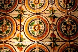 Moorish Tiles pattern of Spain (17)