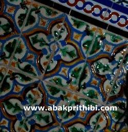 Moorish Tiles pattern of Spain (19)